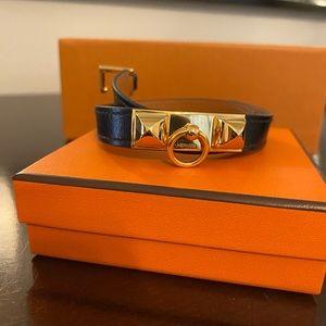 Hermès Double Tour bracelet